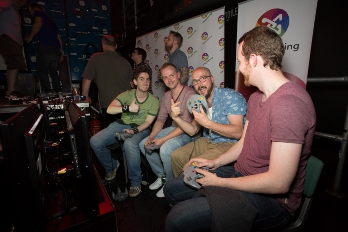 Manchester gaming festival retro N64